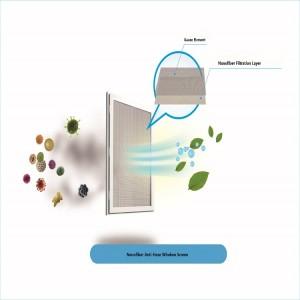 Nanofiber membrane