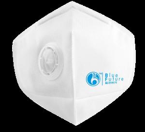 I-Nanofiber Anti-haze Mask idibana ne-N95 esemgangathweni, ngexesha elinye sebenzisa imaski