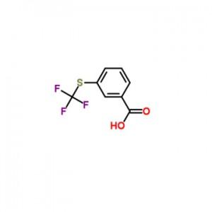 3- (Trifluoromethylthio) பென்சோயிக்கமிலம் சிஏஎஸ் எந்த .: 946-65-6